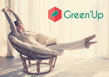 économies d'énergies avec Green'Up